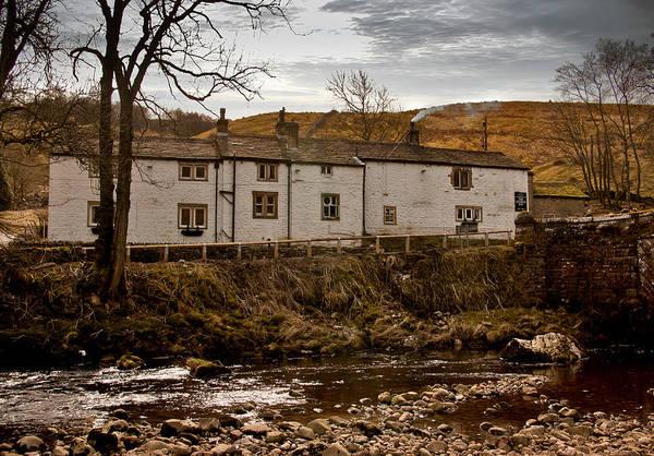 Wall Art - Photograph - The George Inn - Hubberholme by Trevor Kersley