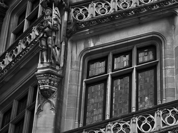 Asheville Wall Art - Photograph - The Ghost Of Biltmore by William Jobes