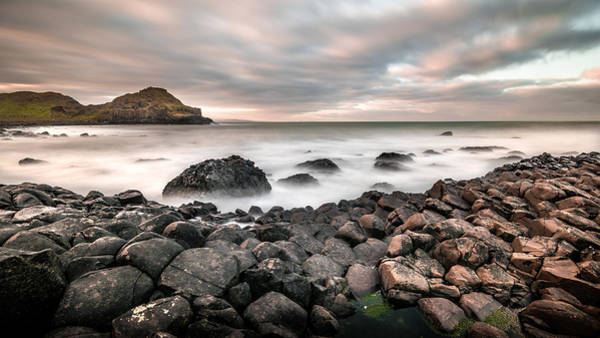 Konica Wall Art - Photograph - The Giant's Causeway - Northern Ireland - Travel Photography by Giuseppe Milo