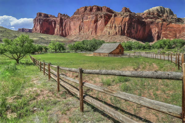 Fruita Photograph - The Gifford Homestead by Donna Kennedy