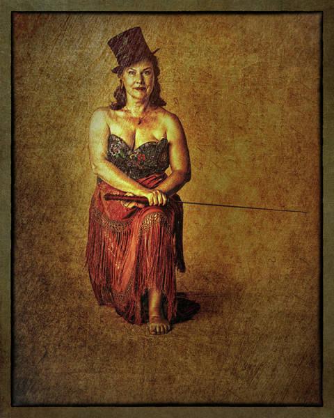 Photograph - The Gipsy Katana by Reynaldo Williams