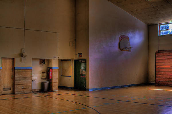 Photograph - The Girls Locker Room Entrance by David Patterson