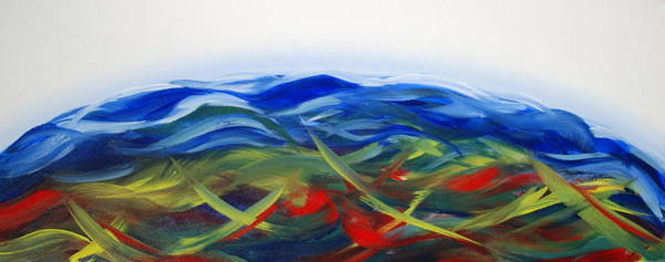 Painting - The Glory Of The Lord by Deborah Brown Maher