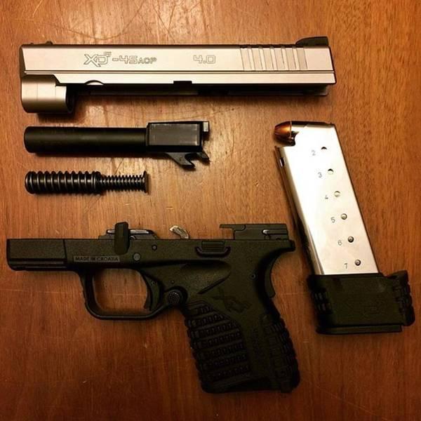 Handguns Photograph - The Go Getter by Caleb Daugherty