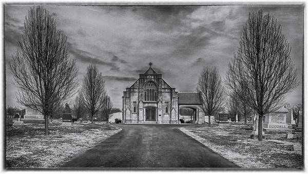 Photograph - The Goddard Chapel  by Susan Rissi Tregoning