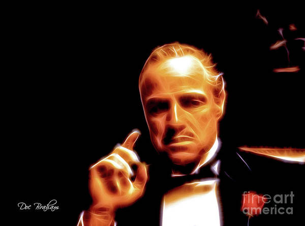 Photograph - The Godfather - Doc Braham - All Rights Reserved by Doc Braham