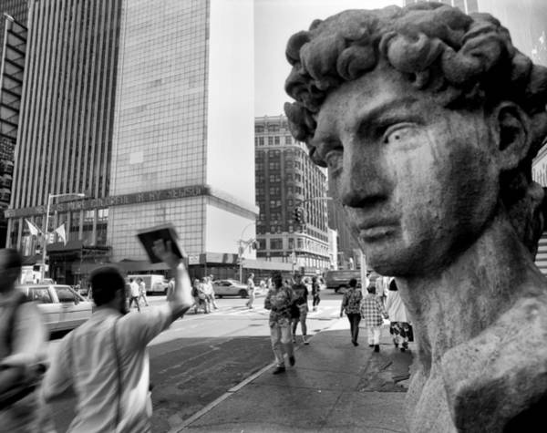 Photograph - The Gods by Dave Beckerman