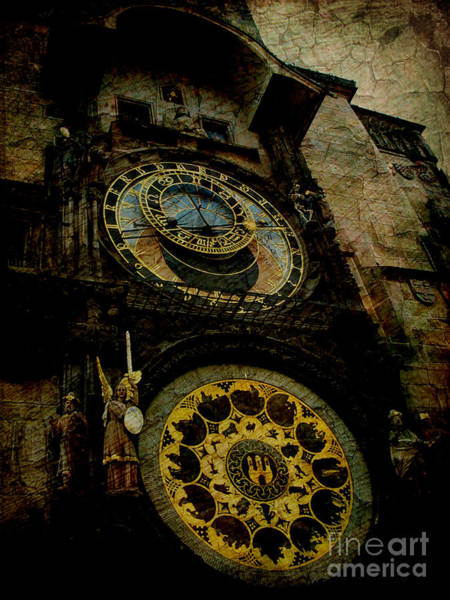 Wall Art - Photograph - The Gods Of Time by Lee Dos Santos