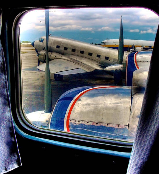 Wall Art - Photograph - The Golden Age Of Flight -- Color Version by William Wetmore