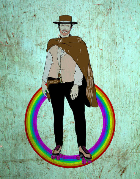Fabulous Digital Art - The Good The Bad And The Fabulous by Jason  Wright