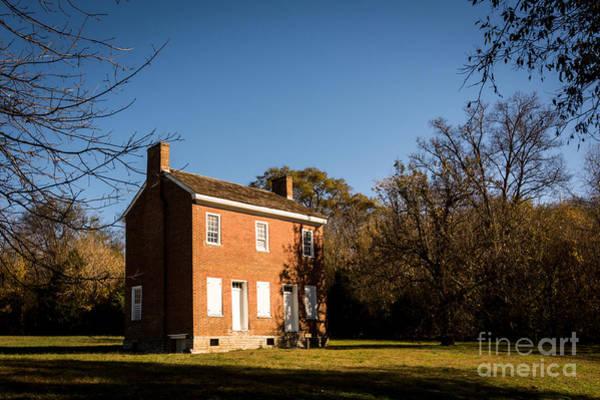 Wall Art - Photograph - The Gordon House - Natchez Trace by Debra Martz