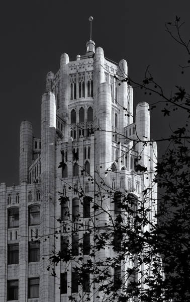Photograph - The Grace Building by Nicholas Blackwell