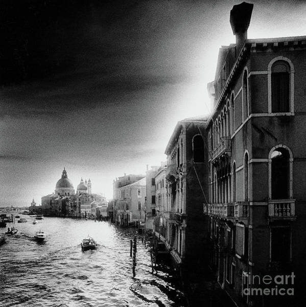 Wall Art - Photograph - The Grand Canal, Venice, Italy by Simon Marsden