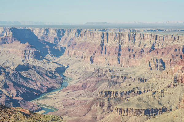 Photograph - The Grand Canyon by Margaret Pitcher