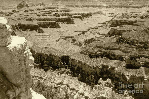 Photograph - The Grand Canyon by Pete Hellmann
