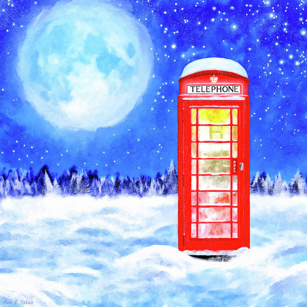 Mixed Media - The Great British Winter by Mark Tisdale