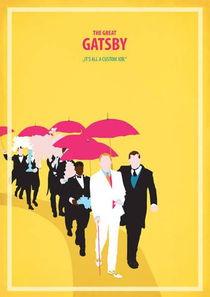Tobey Digital Art - The Great Gatsby by Fraulein Fisher