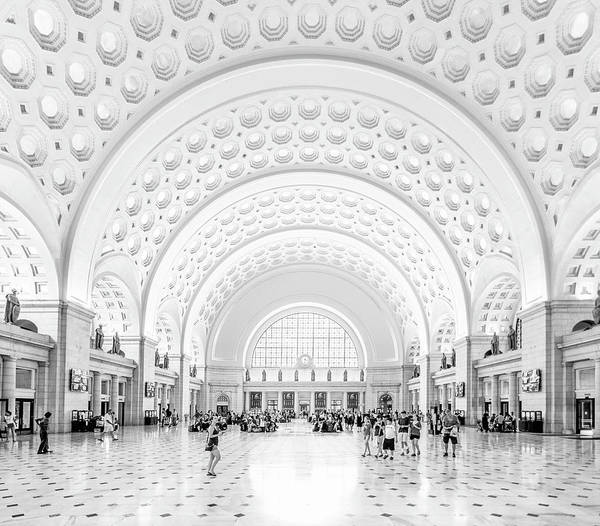 Photograph - The Great Hall by Ryan Wyckoff