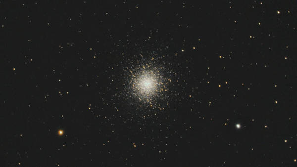 Wall Art - Photograph - The Great Hercules Cluster by Brent Newton