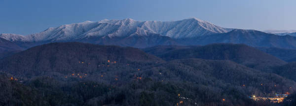 Grottos Photograph - The Great Smoky Mountains by Everet Regal