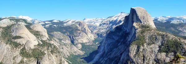 Brillante Photograph - The Great Yosemite Park by HQ Photo