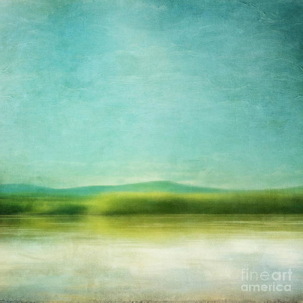 Wall Art - Photograph - The Green Haze by Priska Wettstein
