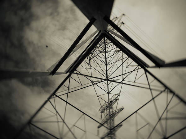 Photograph - The Grid by Bob Orsillo