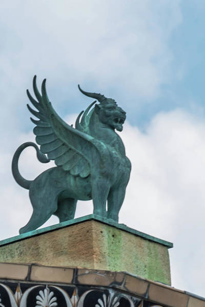 Photograph - The Griffin Philadelphia Pa by Terry DeLuco