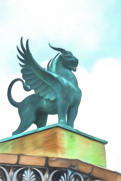Photograph - The Griffin by Terry DeLuco