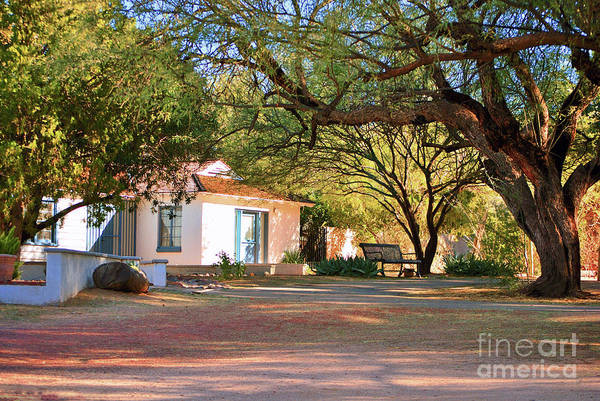 Photograph - The Guest House  by Donna Greene