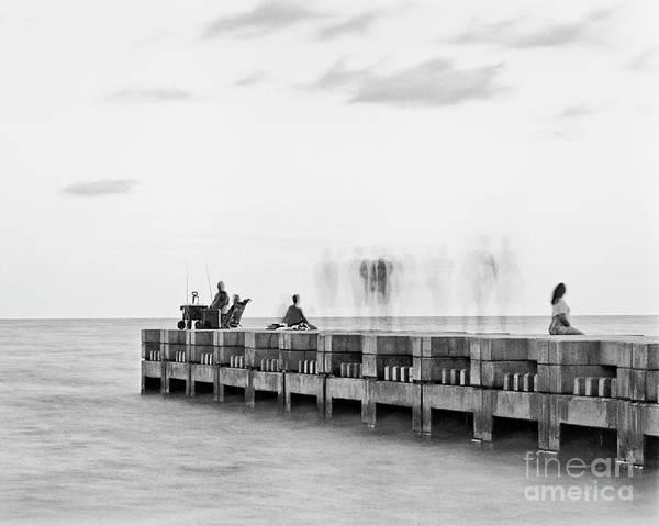 Photograph - The Gulf 2 by Patrick M Lynch