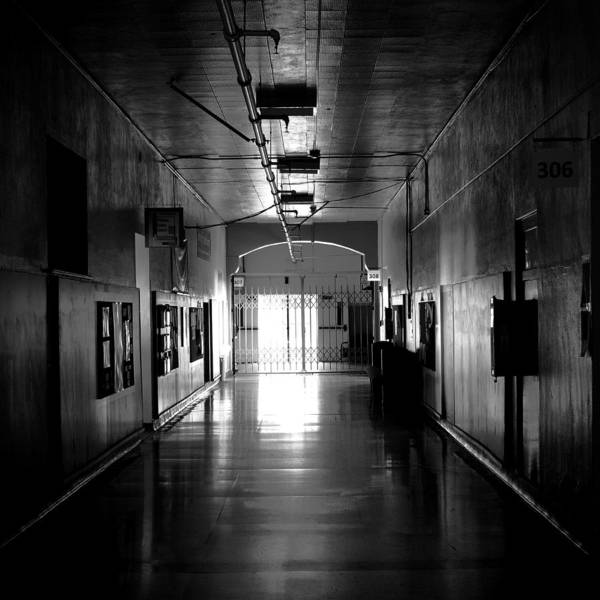 Photograph - The Hallway by David Patterson