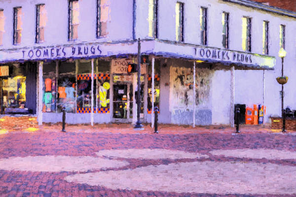 Toomer Wall Art - Photograph - The Heart Of Auburn by JC Findley