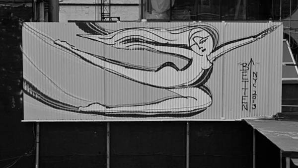 Photograph - The High Line 177 by Rob Hans