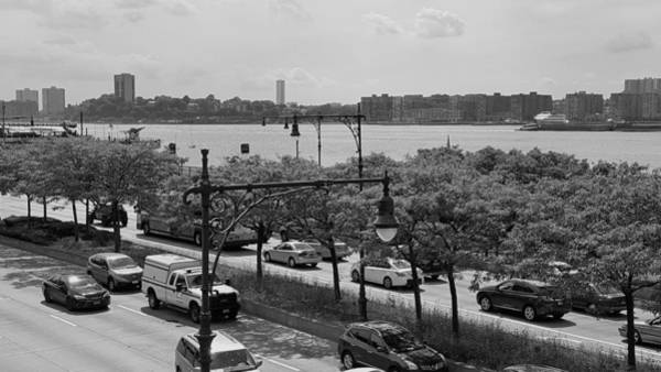 Deck Digital Art - The High Line 200 by Rob Hans