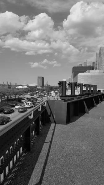 Deck Digital Art - The High Line 202 by Rob Hans