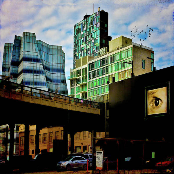 Photograph - The Highline Nyc by Chris Lord