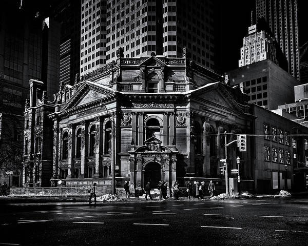 Photograph - The Hockey Hall Of Fame Toronto Canada by Brian Carson