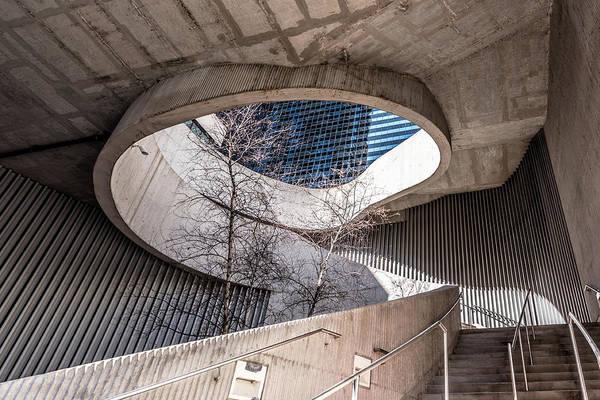 Photograph - The Hole by Randy Scherkenbach