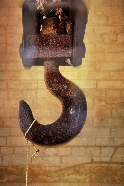 Photograph - The Hook by Tom Singleton