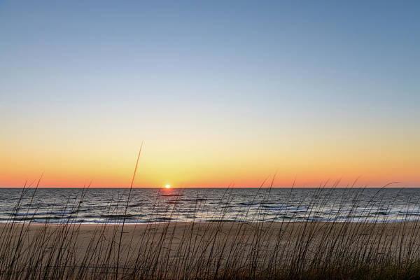 Photograph - The Horizon by Michael Scott