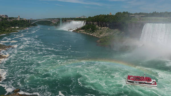 Photograph - The Hornblower, Niagara Falls by Brenda Jacobs