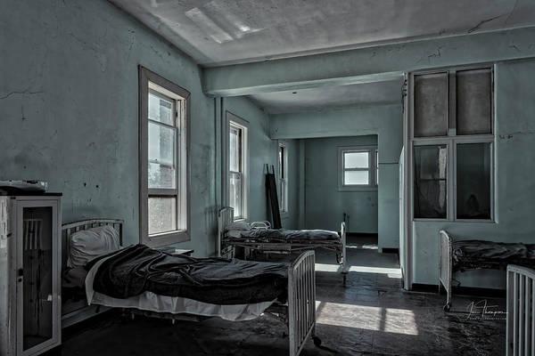 Photograph - The Hospital by Jim Thompson
