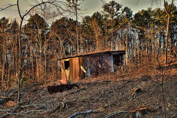 Lean-tos Photograph - The Hot Box by Jason Blalock