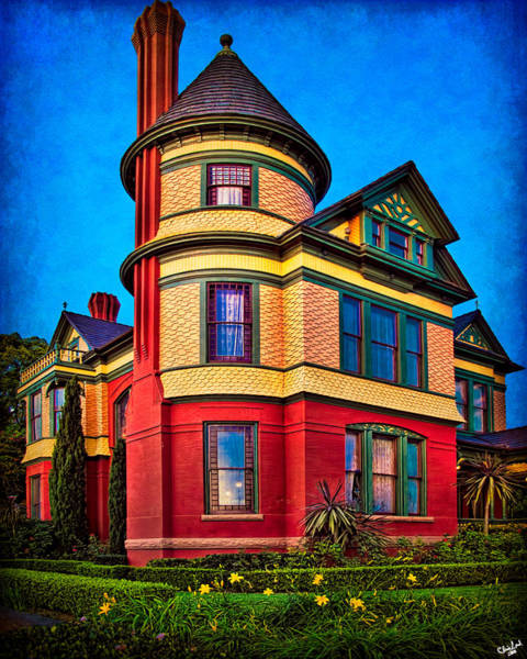 Photograph - The House On The Corner by Chris Lord