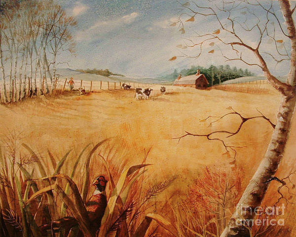 Painting - The Hunt by Marilyn Smith