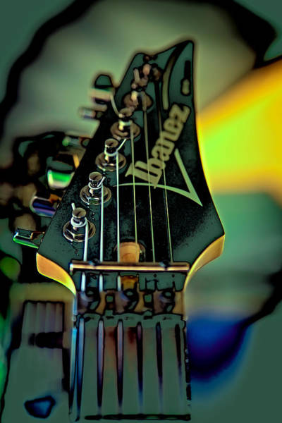 Photograph - The Ibanez by David Patterson