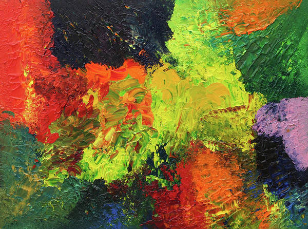 Painting - The Idea by Ralph White