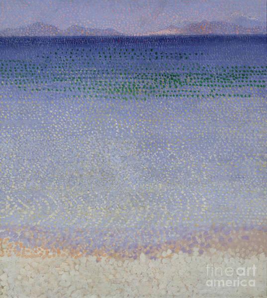 Henri Wall Art - Painting - The Iles Dor by Henri Edmond Cross