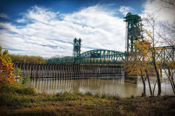 Photograph - The Illinois River by Cindy Lark Hartman